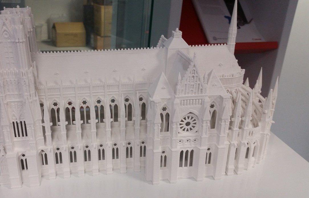 Impression 3D architecture, urbanisme