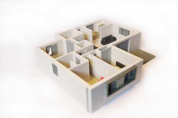 impression 3d maquette, objet quotidien, figurine