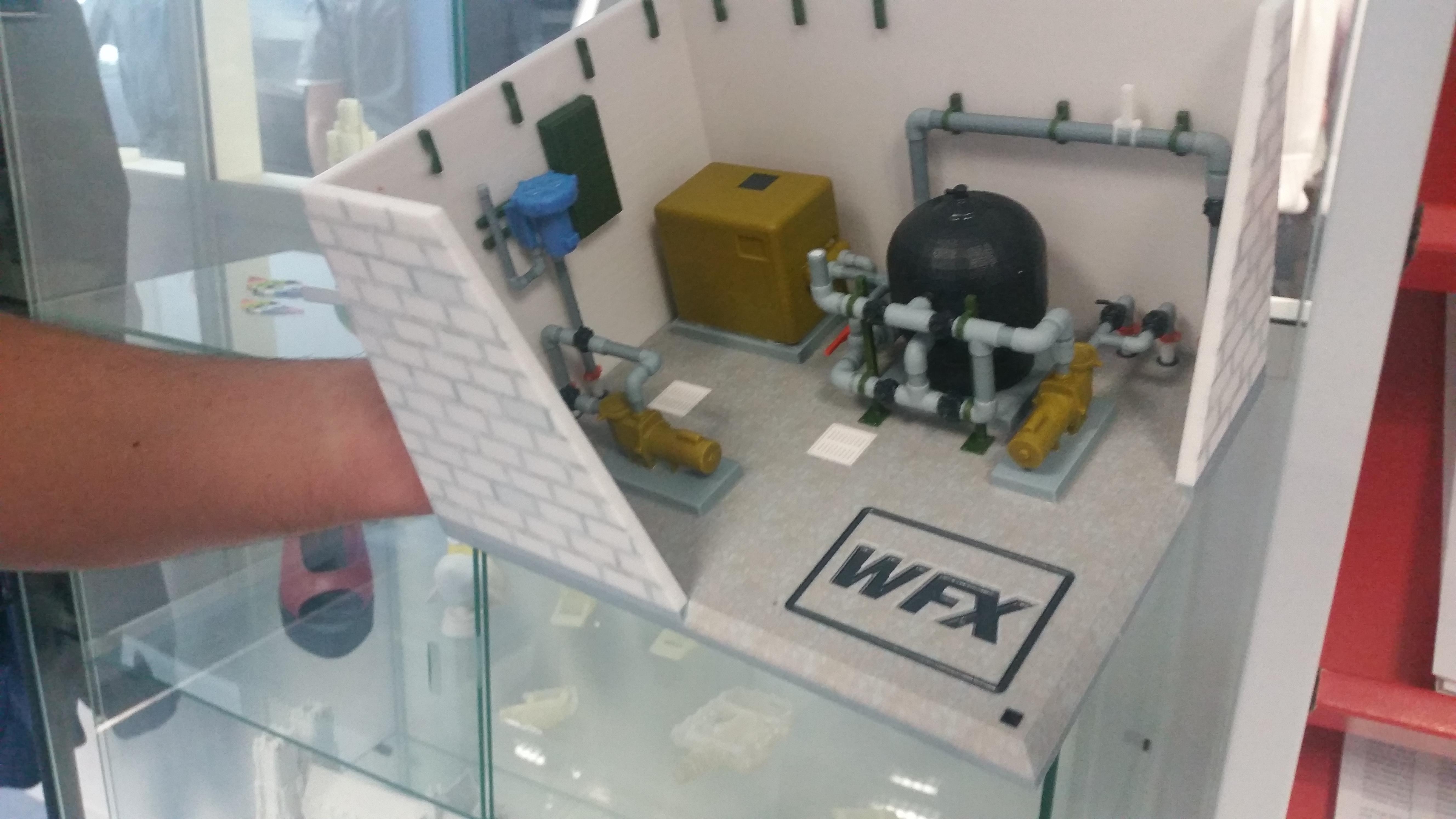 Impression 3D pièce industrielle Lyon