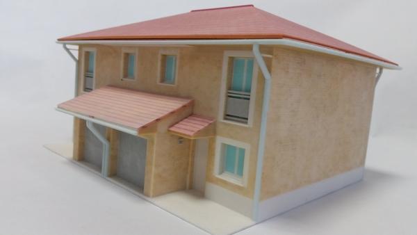 impression 3d maquette maison, impression 3d architecture