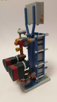 Impression 3d pièce industrielle, impression 3d prototype industriel