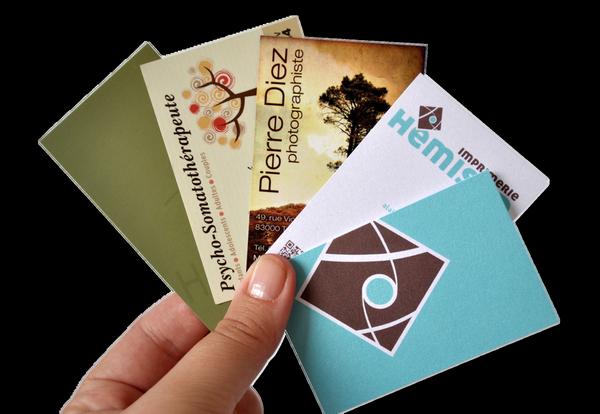 Imprimeur de cartes de visite